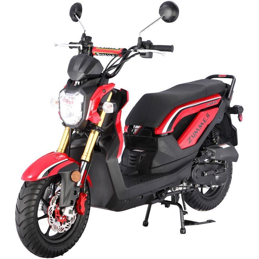 50cc gas scooter. Black Bedroom Furniture Sets. Home Design Ideas