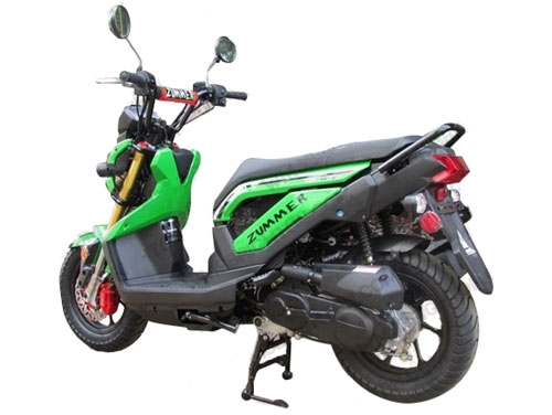 Image result for TaoTao Zummer 50cc Sporty Scooter