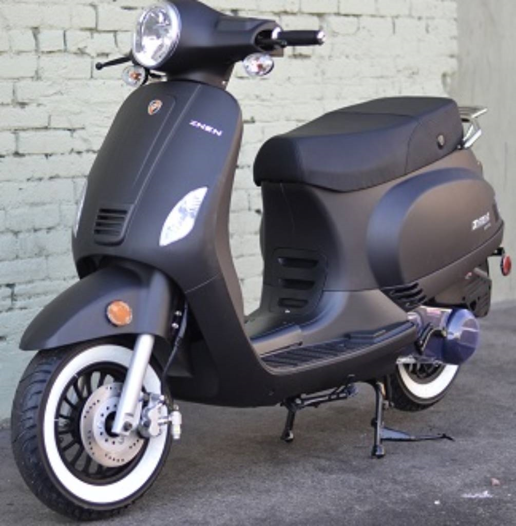 ZNEN 150 Scooter Type T-30A Solid 2016