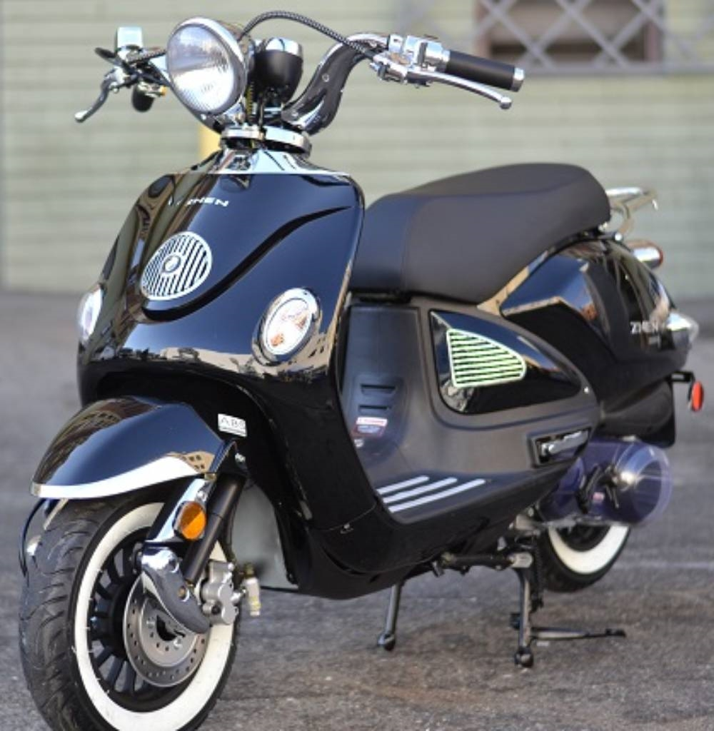 ZNEN 150 Scooter Type T-E5 2016