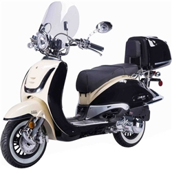 50cc gas scooter QG-T