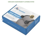 Kare Audio Chair Speaker TV Listening System