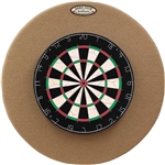 "29"" Professional Dartboard Backboard, Round"
