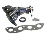 Megan Racing Honda FIT 06+ header