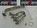 Megan Racing Kia Rio 01-02 header