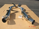 SRS Ford Mustang GT V8 05-08 catback exhaust system