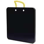 BUYERS OP18X18P - HIGH DENSITY POLY OUTRIGGER PAD - 18 X 18 X 1 INCH