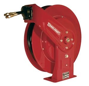 Twin Hydraulic Hose Reel