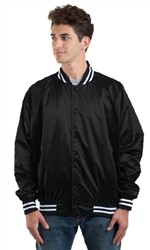 Greek Life Threads Bomber Jacket