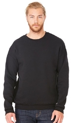 Bella Canvas Unisex Fleece Drop Shoulder Sweatshirt