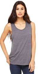 Bella-Canvas Women's Flowy Scoop Muscle Tank