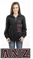 ernity & Sorority Quarter Zip