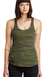 Alternative Meegs Eco-Jersey Racer Tank-Fast Shipping