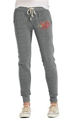Alpha Phi Alternative Jogger Eco-Fleece Pant