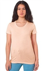 American Apparel Women's Short Sleeve T-Shirt