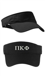 Port Authority Greek Visor Hat