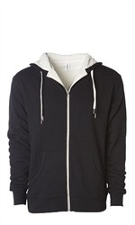 Independent Heavyweight Sherpa Lined Zip Hoodie