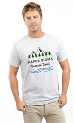 KAPPA SIGMA NATIONAL PARK UNISEX T SHIRT