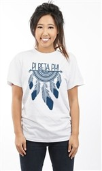 PI BETA PHI DREAM CATCHER UNISEX TEE