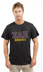 SIGMA ALPHA EPSILON ATHLETICS UNISEX TEE