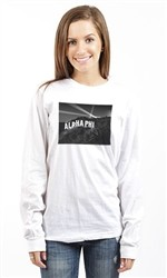 ALPHA PHI HOLLYWOOD LONG SLEEVE TEE