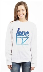 DELTA ZETA LOVE LONG SLEEVE TEE