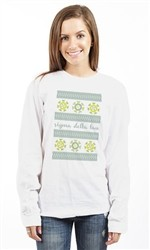 SIGMA DELTA TAU BLOCK LONG SLEEVE TEE