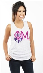 PHI MU DREAM CATCHER UNISEX TANK