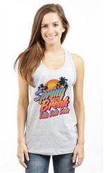 THE BIG BREAK UNISEX TANK