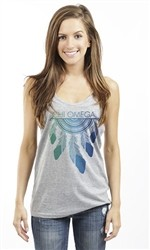 CHI OMEGA DREAM CATCHER RACERBACK TANK