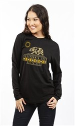 DELTA ZETA CA LOVE LONG SLEEVE TEE