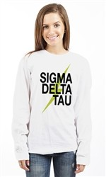 SIGMA DELTA TAU LIGHTING LONG SLEEVE TEE