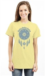 DELTA DELTA DELTA DREAM CATCHER UNISEX TEE