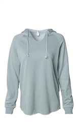 Independent Womens California Wave Wash Hoodie