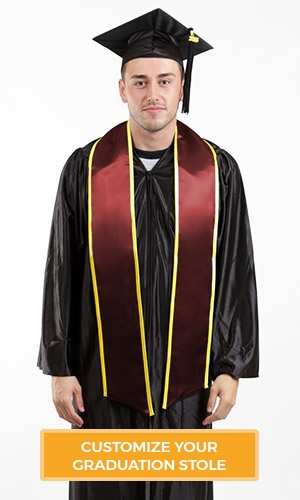 Greek stoles for graduation