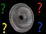 13x7 Reverse 100 Spokes (Custom/Color Spokes)