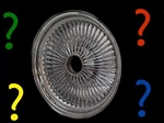 14X7 Standard  100 Spokes (Custom/Color Spokes)