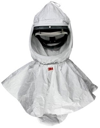 3M™ Hood H-410-10/07037(AAD), with Collar, QC, 10 EA/Case