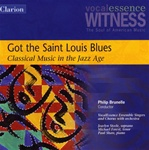 Got the Saint Louis Blues - Classical Music in the Jazz Age/VocalEssence