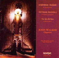 John Walker, Organist at the Riverside Church NYC