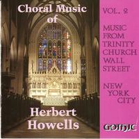 Choral Music of Herbert Howells - Digital Download
