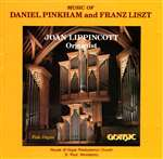Organ music of Pinkham and Liszt - Lippincott