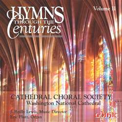 Hymns Through Centuries volumes 1 & 2 - Cathedral Choral Society - J. Reilly Lewis