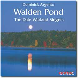 Argento - Walden Pond - The Dale Warland Singers