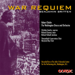 Britten - War Requiem - Washington Chorus Shafer