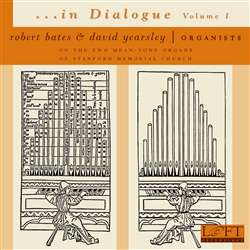 In Dialogue, v.1 - Robert Bates - David Yearsley