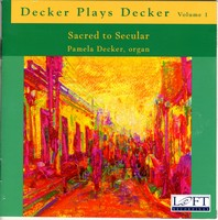 Decker Plays Decker, v.1 - Pamela Decker