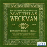 Complete Works of Weckman/Hans Davidsson (3 CDs!)