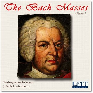 Bach Masses v.1 - Washington Bach Consort
