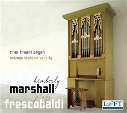 Kimberly Marshall plays Frescobaldi - Digital Download